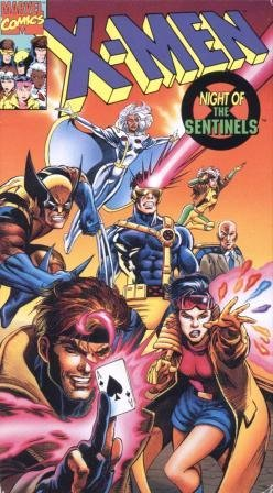 Night Of The Sentinels - X-Men: The Animated Series Việt Sub (1992)