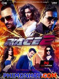 Đường Đua Máu 2 Siêu Tốc Độ: Race 2.Diễn Viên: Aif Ali Khan,Anil Kapoor,John Abraham