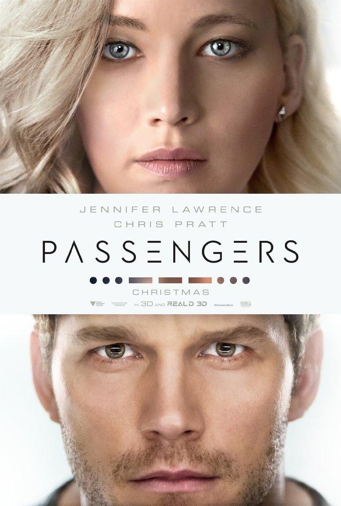 Người Du Hành Passengers.Diễn Viên: Jennifer Lawrence,Chris Pratt,Michael Sheen