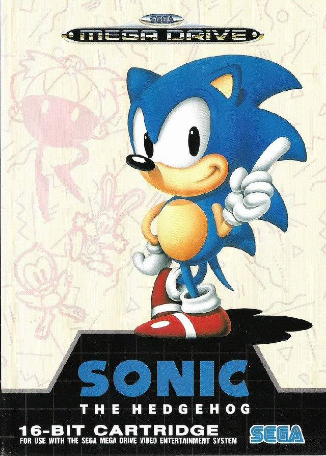 Nhím Siêu Tốc Sonic The Hedgehog
