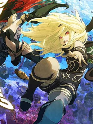 Gravity Daze The Animation - Ouverture: Gravity Rush