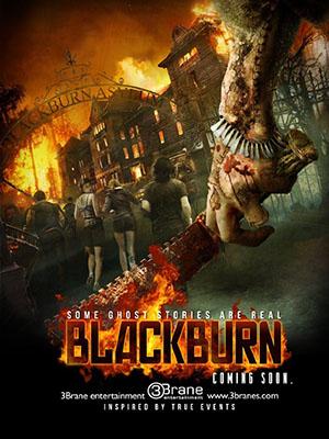 Thị Trấn Ma Quái The Blackburn Asylum.Diễn Viên: Sarah Lind,Zack Peladeau,Emilie Ullerup