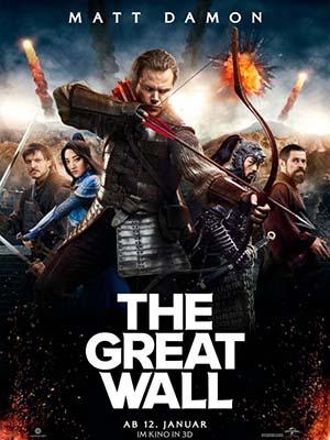 Tử Chiến Trường Thành - The Great Wall Thuyết Minh (2016)