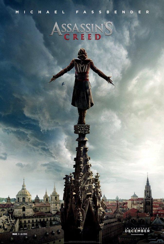 Sát Thủ Bóng Đêm Dòng Dõi Sát Thủ: Assassins Creed.Diễn Viên: Michael Fassbender,Marion Cotillard,Jeremy Irons