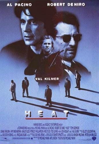 Điểm Nóng Heat.Diễn Viên: Al Pacino,Robert De Niro,Val Kilmer