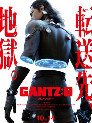 Đại Chiến Osaka Gantz:o - Sinh Tử Luân Hồi.Diễn Viên: Chris Jai Alex,Saori Hayami,Mao Ichimichi