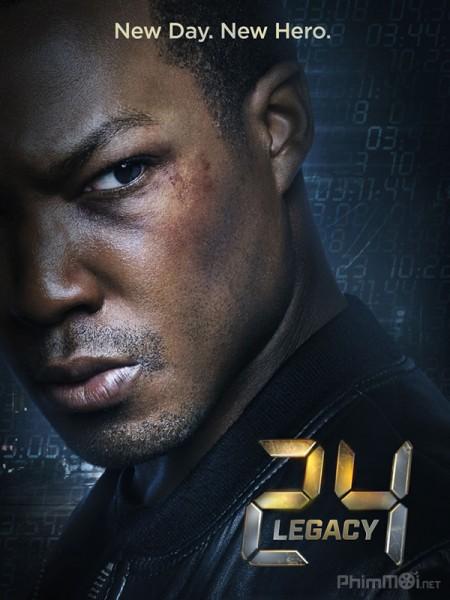 24H Chống Khủng Bố Phần 1 - 24 Legacy Season 1