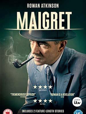 Thám Tử Maigret: Cạm Bẫy Maigret Sets A Trap.Diễn Viên: Rowan Atkinson,Leo Staar,Shaun Dingwall