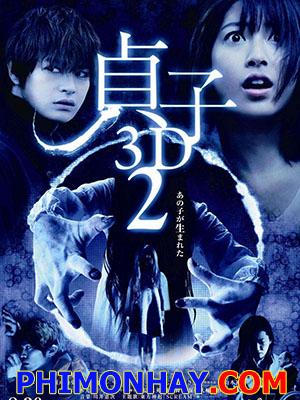 Lời Nguyền Quỷ Ám 2 Sadako 2.Diễn Viên: Satomi Ishihara,Miori Takimoto,Yûsuke Yamamoto,Kôji Seto