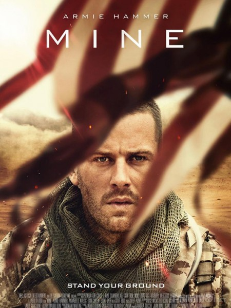 Sa Mạc Mìn Mine.Diễn Viên: Mindy Robinson,Kenny Johnson,Bill Goldberg