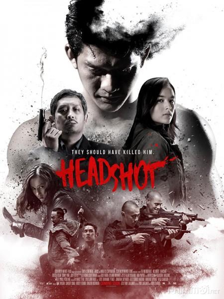 Xuyên Não Headshot.Diễn Viên: Michelle Ziudith,Dimas Anggara,Adila Fitri,Dion Wiyoko