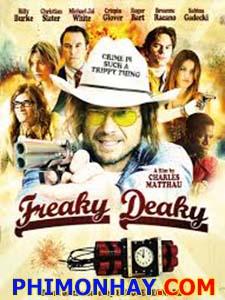 Trò Chơi Nguy Hiểm - Freaky Deaky