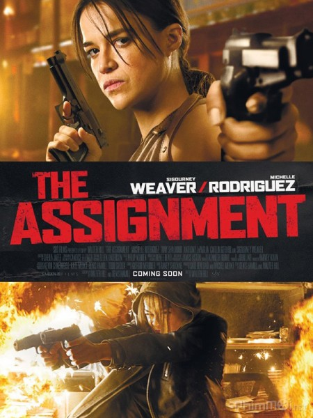 Sát Thủ Báo Thù The Assignment.Diễn Viên: David Gyasi,Chris Wood,Kristen Gutoskie,Claudia Black,George Young