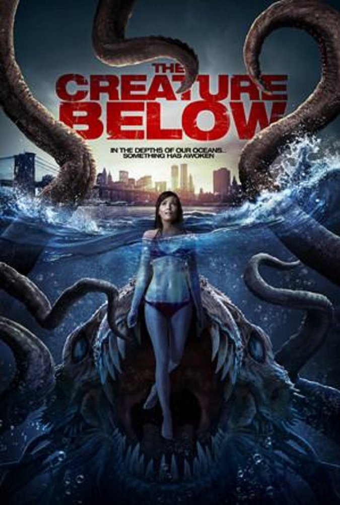 Quái Vật Biển Sâu The Creature Below.Diễn Viên: Anna Dawson,Michaela Longden,Daniel Thrace