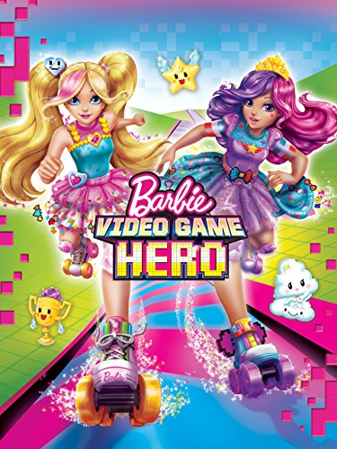 Giải Cứu Thế Giới Trò Chơi Barbie Video Game Hero.Diễn Viên: Erica Lindbeck,Sienna Bohn,Shannon Chan,Kent