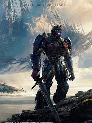 Robot Đại Chiến 5: Kỵ Sĩ Cuối Cùng Transformers: The Last Knight.Diễn Viên: Mark Wahlberg,Gemma Chan,Anthony Hopkins