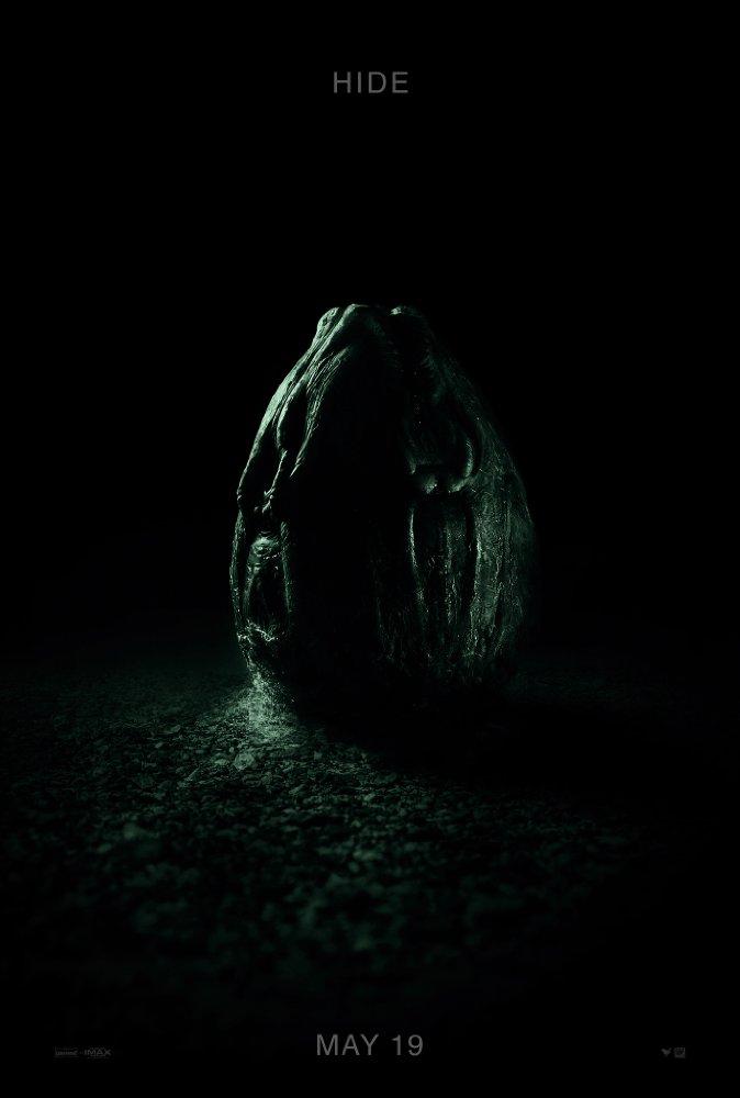 Khế Ước Quái Vật Ngoài Hành Tinh - Alien: Covenant