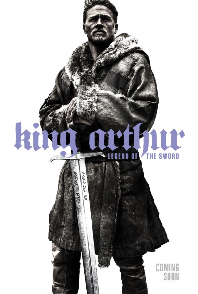 Huyền Thoại Vua Arthur: Thanh Gươm Trong Đá King Arthur: Legend Of The Sword.Diễn Viên: Charlie Hunnam,Katie Mcgrath,Annabelle Wallis