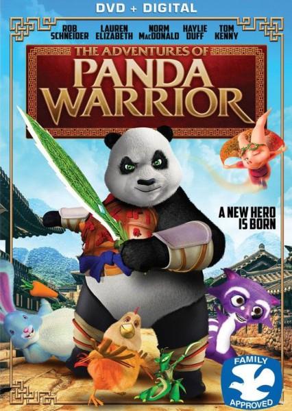 Cuộc Phiêu Lưu Của Chiến Binh Gấu Trúc The Adventures Of Panda Warrior.Diễn Viên: Rob Schneider,Haylie Duff,Norm Macdonald