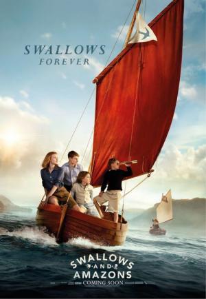 Trò Chơi Cướp Biển Swallows And Amazons.Diễn Viên: Viggo Mortensen,George Mackay,Samantha Isler,Annalise Basso