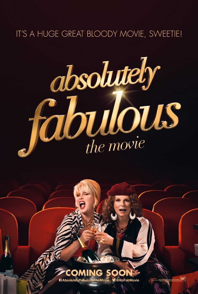 Tột Cùng Sang Chảnh - Absolutely Fabulous: The Movie Việt Sub (2016)