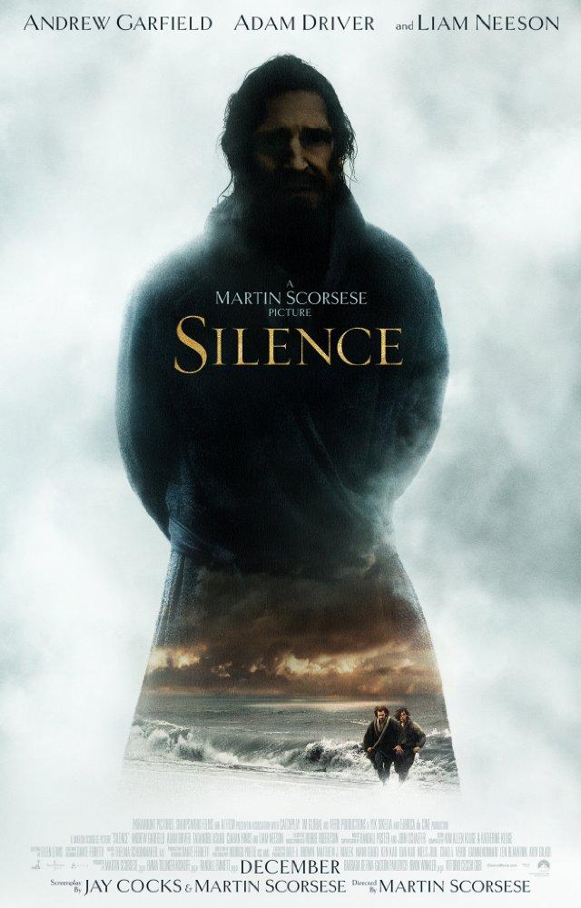 Câm Lặng Silence.Diễn Viên: Andrew Garfield,Adam Driver,Liam Neeson