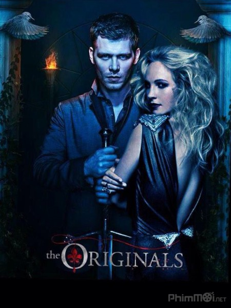 Những Ma Cà Rồng Nguyên Thủy Phần 4 - Gia Đình Thủy Tổ: The Originals Season 4