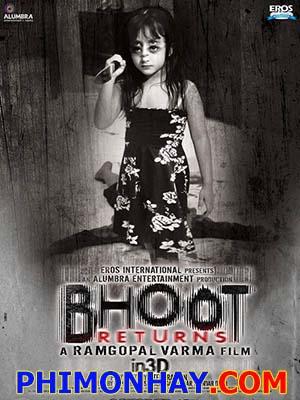 Đứa Con Ma Bhoot Returns.Diễn Viên: Jd Chakravarthi,Nitin Jadhav,Manisha Koirala