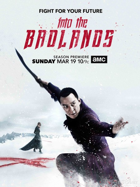 Vùng Tử Địa Phần 2 Into The Badlands Season 2.Diễn Viên: David Gyasi,Chris Wood,Kristen Gutoskie,Claudia Black,George Young