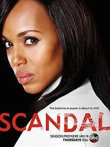 Bê Bối Nước Mỹ Phần 6 - Scandal Season 6