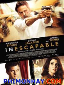 Người Cha Điệp Viên Inescapable.Diễn Viên: Alexander Siddig,Joshua Jackson,Marisa Tomei