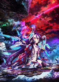 No Game No Life: Zero - Ngnl Zero, Ngnl The Movie