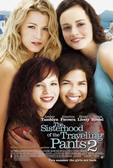 Tình Chị Em 2 The Sisterhood Of The Traveling Pants 2.Diễn Viên: America Ferrera,Alexis Bledel,Amber Tamblyn