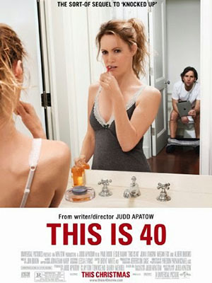 Tuổi 40 This Is 40.Diễn Viên: Paul Rudd,Leslie Mann,Megan Fox,Maude Apatow