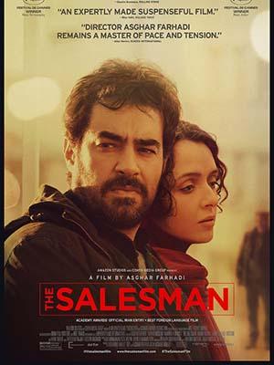 Người Bán Hàng The Salesman.Diễn Viên: Taraneh Alidoosti,Shahab Hosseini,Babak Karimi