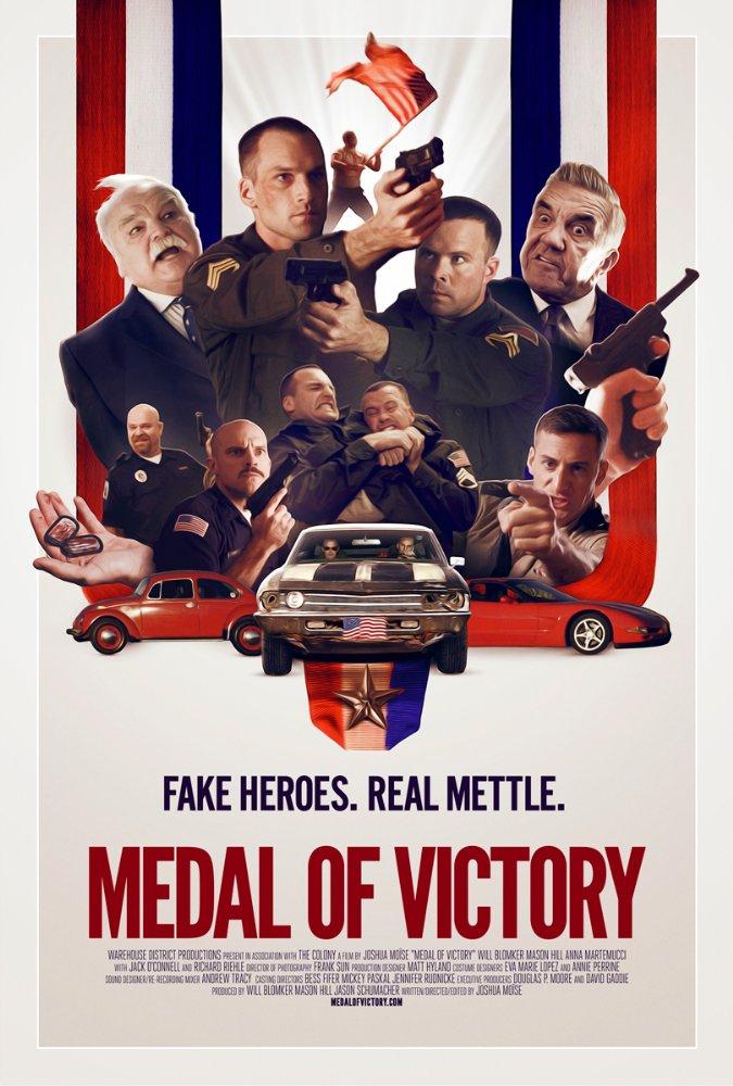 Huy Chương Chiến Thắng Medal Of Victory.Diễn Viên: Richard Riehle,Anna Martemucci,Cliff Chamberlain