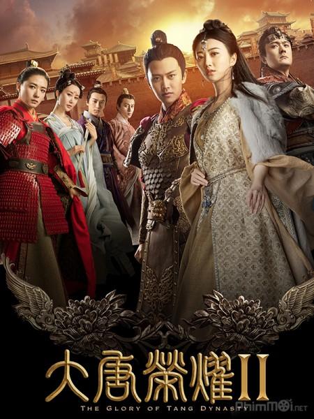 Đại Đường Vinh Diệu 2 The Glory Of Tang Dynasty 2.Diễn Viên: Mark Urban,Laurence Dobiesz,Giles Maythan