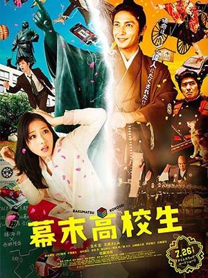 Chuyến Du Hành Vượt Thời Gian Bokumatsu Kokosei: Late Edo Period High School Student.Diễn Viên: Shun Oguri,Ko Shibasaki,Takayuki Yamada