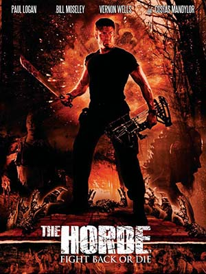 Những Kẻ Săn Người - The Horde
