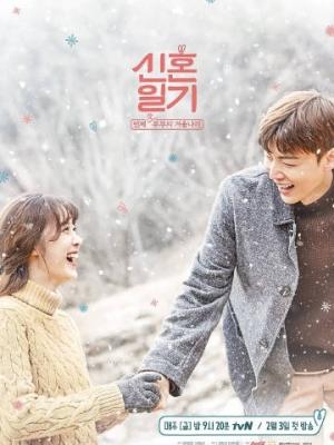Chuyện Vợ Chồng Son Newlywed Diary.Diễn Viên: Goo Hye Sun,Ahn Jae Hyun