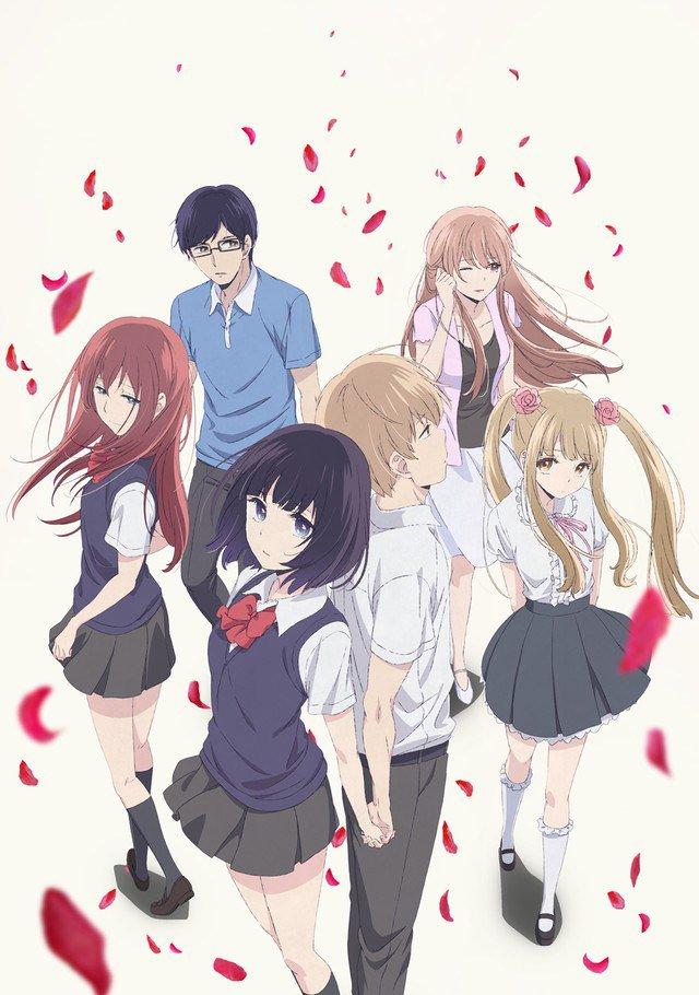 Kuzu No Honkai Scums Wish.Diễn Viên: Seiran Kobayashi,Nana Mizuki,Satsumi Matsuda
