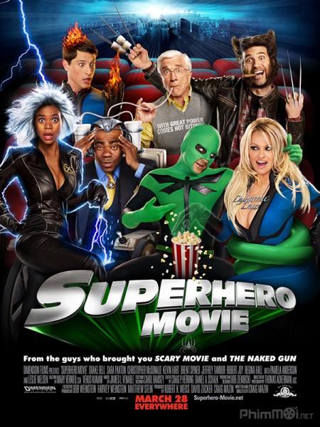 Siêu Nhân Chuồn Chuồn Superhero Movie.Diễn Viên: Owen Wilson,Jason Sudeikis,Christina Applegate