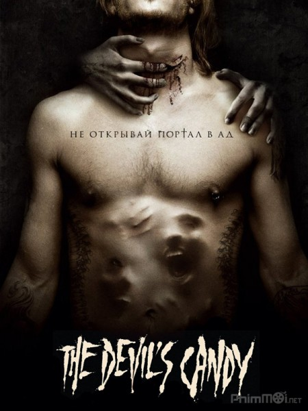Nhà Quỷ: Kẹo Của Quỷ The Devils Candy.Diễn Viên: Brad Dourif,John Abiskaron,Deke Anderson