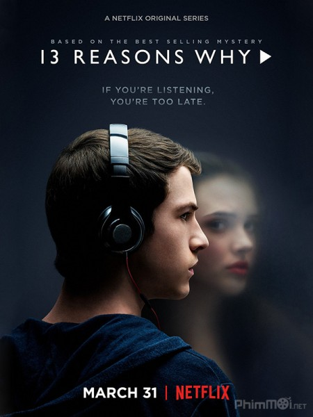 13 Lý Do Tại Sao Phần 1 13 Reasons Why Season 1.Diễn Viên: David Gyasi,Chris Wood,Kristen Gutoskie,Claudia Black,George Young