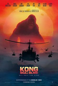 Đảo Đầu Lâu Kong: Skull Island.Diễn Viên: Tom Hiddleston,John Goodman,Brie Larson,Cảnh Điềm