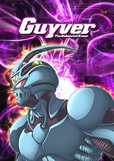 Kyoushoku Soukou Guyver Guyver: The Bio-Boosted Armor