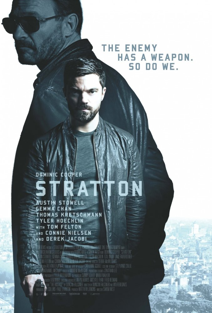 Khủng Bố Quốc Tế - Stratton