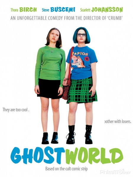 Thế Giới Ma Ghost World.Diễn Viên: Billy Crystal,Meg Ryan,Carrie Fisher,Bruno Kirby,Steven Ford,Lisa Jane Persky