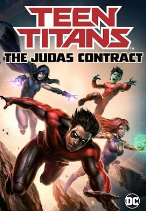 Thỏa Thuận Judas - Teen Titans: The Judas Contract