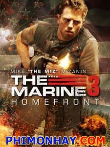 Lính Thủy Đánh Bộ 3 The Marine: Homefront.Diễn Viên: Ashley Bell,Neal Mcdonough,Michael Eklund